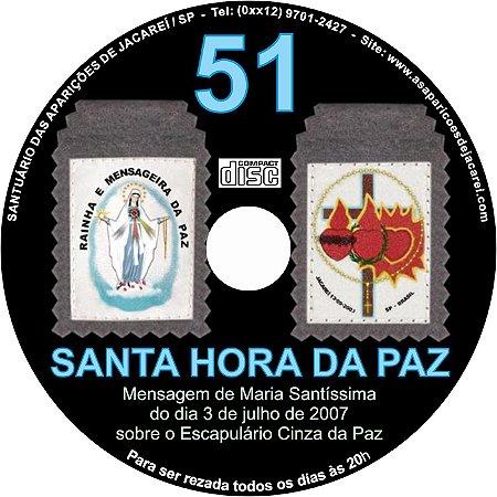 CD SANTA HORA DA PAZ 051