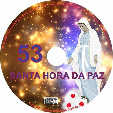 CD SANTA HORA DA PAZ 053