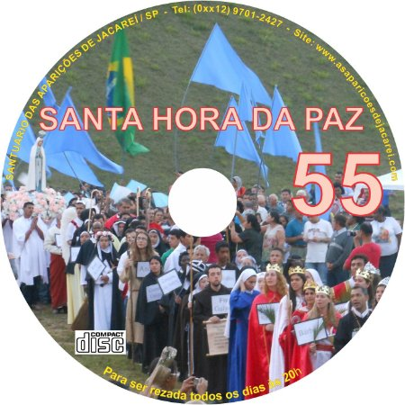 CD SANTA HORA DA PAZ 055