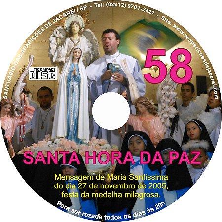 CD SANTA HORA DA PAZ 058