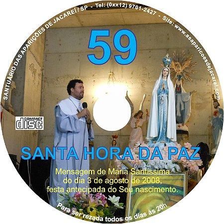 CD SANTA HORA DA PAZ 059