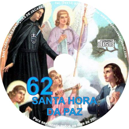 CD SANTA HORA DA PAZ 062