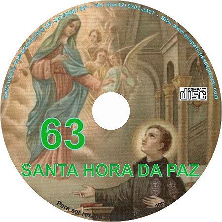 CD SANTA HORA DA PAZ 063