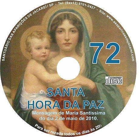 CD SANTA HORA DA PAZ 072