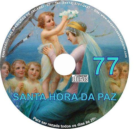 CD SANTA HORA DA PAZ 077