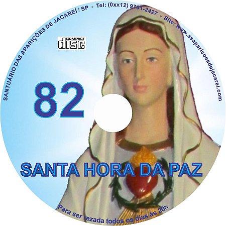 CD SANTA HORA DA PAZ 082