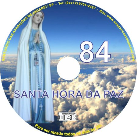 CD SANTA HORA DA PAZ 084