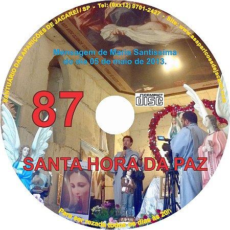 CD SANTA HORA DA PAZ 087