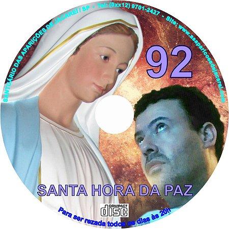 CD SANTA HORA DA PAZ 092