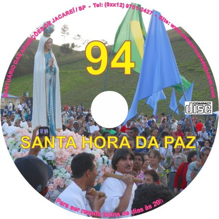 CD SANTA HORA DA PAZ 094
