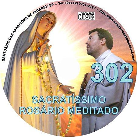 CD ROSÁRIO MEDITADO 302