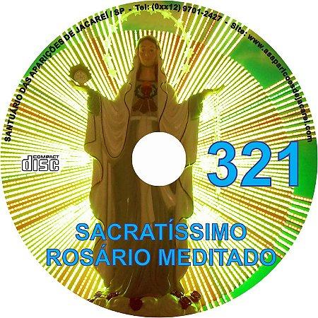 CD ROSÁRIO MEDITADO 321