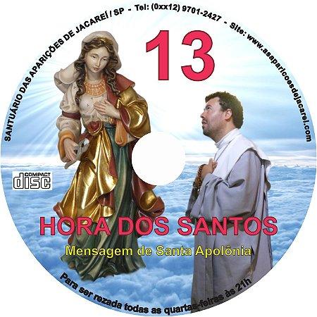 CD HORA DOS SANTOS 13