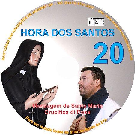 CD HORA DOS SANTOS 20
