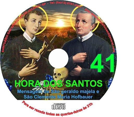 CD HORA DOS SANTOS 41