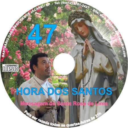 CD HORA DOS SANTOS 47