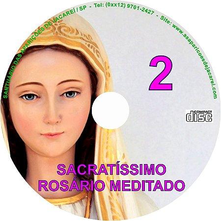 CD ROSÁRIO MEDITADO 002