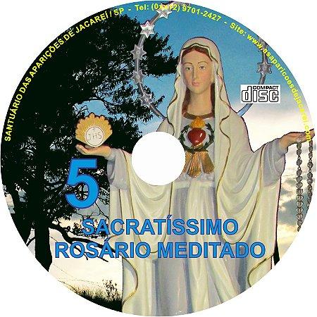 CD ROSÁRIO MEDITADO 005