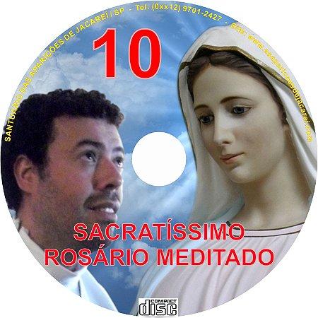 CD ROSÁRIO MEDITADO 010
