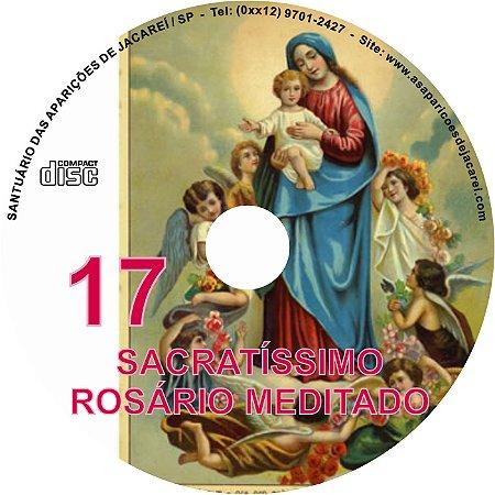 CD ROSÁRIO MEDITADO 017