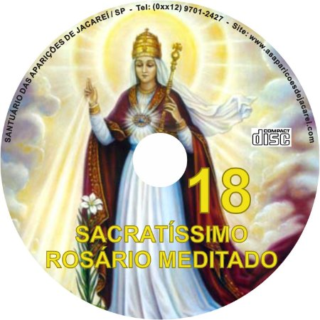 CD ROSÁRIO MEDITADO 018