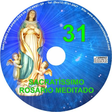CD ROSÁRIO MEDITADO 031