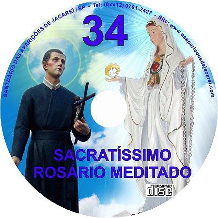 CD ROSÁRIO MEDITADO 034