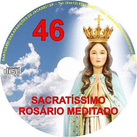 CD ROSÁRIO MEDITADO 046