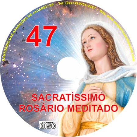 CD ROSÁRIO MEDITADO 047
