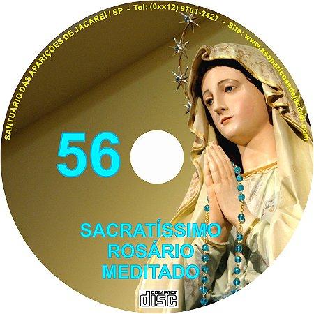 CD ROSÁRIO MEDITADO 056