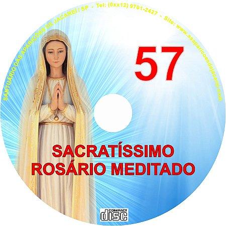 CD ROSÁRIO MEDITADO 057