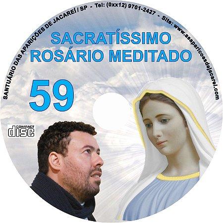 CD ROSÁRIO MEDITADO 059