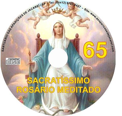 CD ROSÁRIO MEDITADO 065