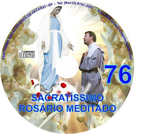 CD ROSÁRIO MEDITADO 076