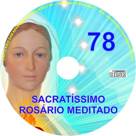 CD ROSÁRIO MEDITADO 078