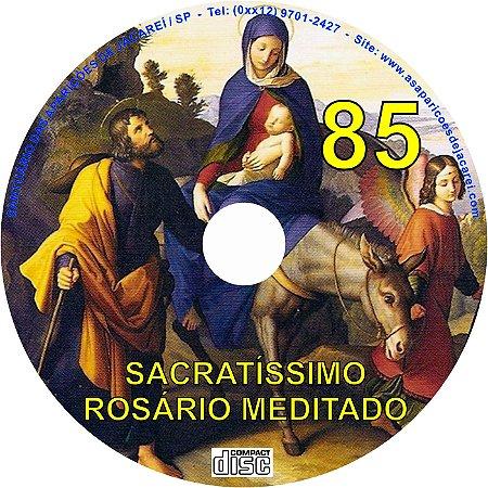 CD ROSÁRIO MEDITADO 085
