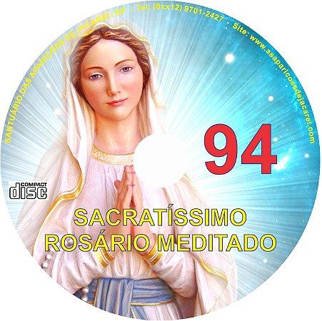 CD ROSÁRIO MEDITADO 094