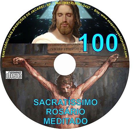 CD ROSÁRIO MEDITADO 100