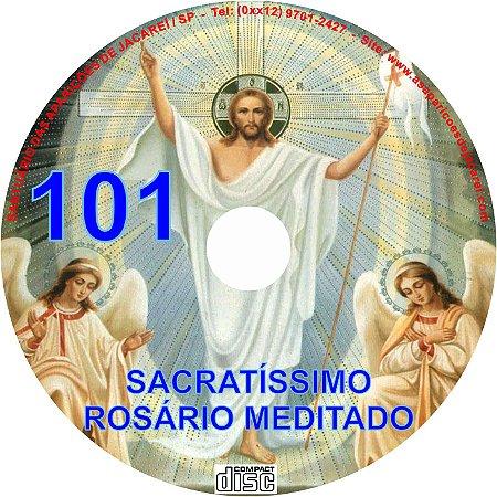 CD ROSÁRIO MEDITADO 101