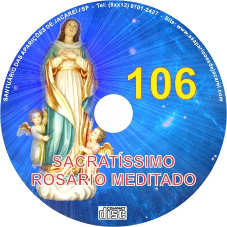 CD ROSÁRIO MEDITADO 106