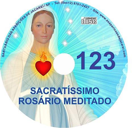 CD ROSÁRIO MEDITADO 123