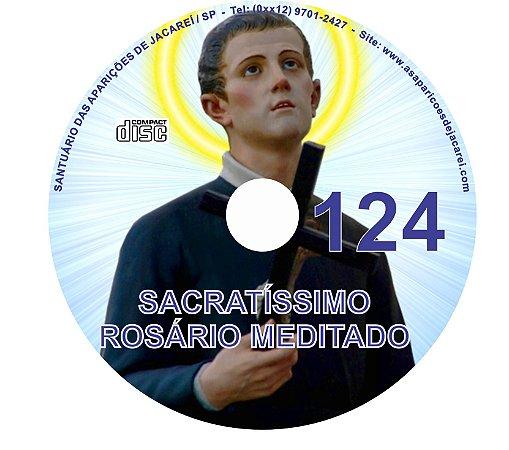 CD ROSÁRIO MEDITADO 124