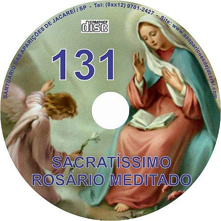 CD ROSÁRIO MEDITADO 131