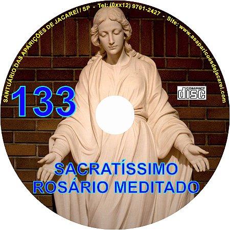 CD ROSÁRIO MEDITADO 133