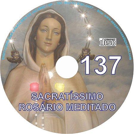 CD ROSÁRIO MEDITADO 137