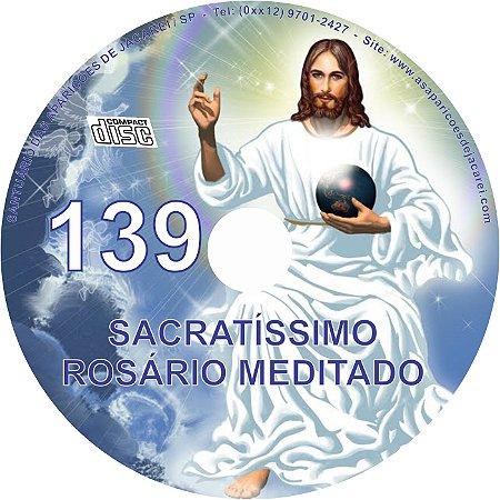 CD ROSÁRIO MEDITADO 139