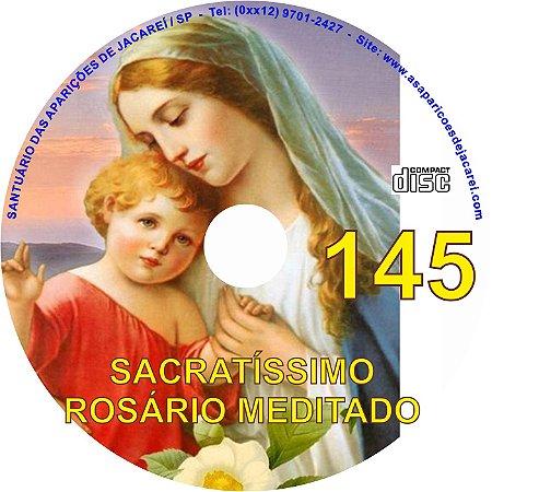 CD ROSÁRIO MEDITADO 145