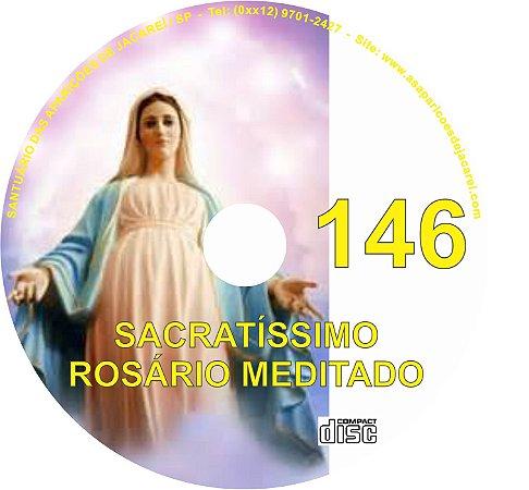 CD ROSÁRIO MEDITADO 146