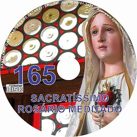 CD ROSÁRIO MEDITADO 165
