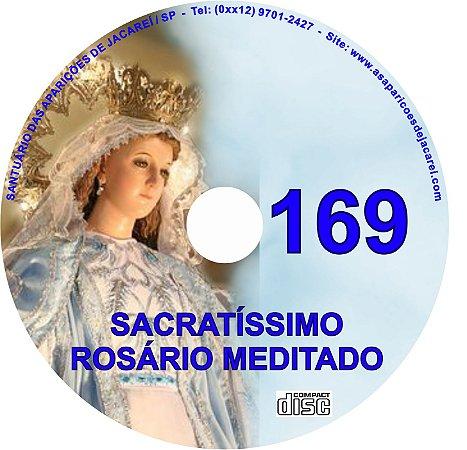 CD ROSÁRIO MEDITADO 169